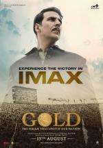 Gold IMAX Trailer  Akshay Kumar and Mouni Roy