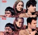Mother India - Then and Now