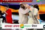 Muslim Cleric Maulana Slaps a Woman on Live TV Show