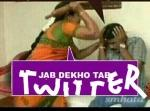 Wife thrashing Twitterati Husband