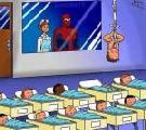 Spidermans Newborn Baby