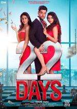 22 Days Movie Trailer  Rahul Dev Shiivam Tiwari Sophia Singh