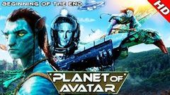 Planet Of Avatar | New Release Hollywood Hindi Dubbed Movies 2018 | Full HD 1080p