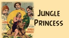 Jungle Princess 1942 Hindi | Fearless Nadia | John Cawas | Homi Wadia Full Movie