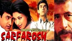 Sarfarosh - Full Movie In 15 Mins - Aamir Khan - Sonali Bendre