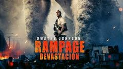 New Action Movies Full Movies English -Rampage- Hollywood Adventure Sci-Fi Full