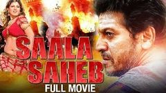 Sala Saheb Hindi Dubbed Action Movie | Shivraj Kumar | Rambha | Action Movies | Mango Indian Films