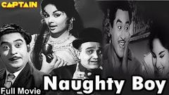 Naughty Boy 1962 | Indian Romantic Comedy Film | Kishore Kumar and Kalpana Mohan