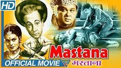 Mastana 1954 Old Hindi Full Movie | Motilal, Mukri, Chandrashekhar | Hindi Old Classical Movies