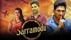 Sarrainodu (4K Ultra HD) Telugu Hindi Dubbed Full Movie | Allu Arjun, Rakul Preet Singh
