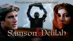 Samson & Delilah - Full Movie | Max von Sydow, Belinda Bauer, Stephen Macht, José Ferrer