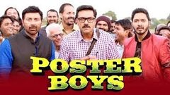 Poster Boys Latest Movie 2017 - Sunny Deol, Bobby Deol, Shreyas Talpade | Trailer Launch Full Event
