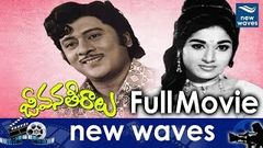Jeevana Teeralu Telugu Old Full HD Movie | Krishnam Raju, VaniSri, Jayasudha | New Waves