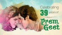39 Years Of Prem Geet | Celebrations | ‎Anita Raj❤️Raj Babbar | Bollywood Blockbuster