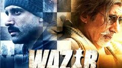 Wazir Full Movie Review | Farhan Akhtar, Amitabh Bachchan, Aditi Rao Hydari