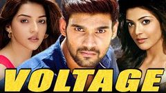 HIGH VOLTAGE - Hindi Dubbed Movies | South Indian Movies Dubbed In Hindi Full Movie | Action Movie