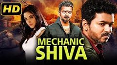 Mechanic Shiva (2020) Tamil Action Hindi Dubbed Full Movie | Vijay, Asin