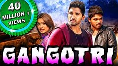 Gangotri Hindi Dubbed Full Movie | Allu Arjun Aditi Agarwal Prakash Raj