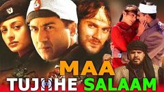 Maa Tujhe Salaam (2002) Full Hindi Movie | Tabu Sunny Deol Arbaaz Khan Inder Kumar Rajat Bedi