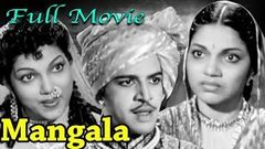 Mangala Hindi Full-Length Movie | Bhanumathi | Ranjan| Surya Prabha | TVNXT Hindi Classics