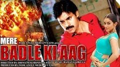 Mere Badle Ki Aag (2015) - Pawan Kalyan Asin | Dubbed Full Movie | Hindi Movies 2015 Full Movie