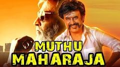 Muthu Maharaja (Muthu) Tamil Hindi Dubbed Movie | Rajinikanth, Meena, Sarath Babu