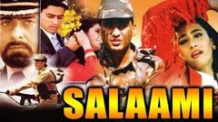 Salaami (1994) Full Hindi Movie | Ayub Khan Roshini Jaffery Kabir Bedi Goga Kapoor Saeed Jaffrey