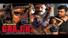 The Return Of Ghajini - Full Length Action Hindi Movie