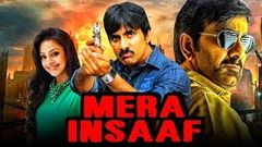 Mera Kanoon Mera Insaaf (2016) Telugu Film Dubbed Into Hindi Full Movie | Ravi Teja Jyothika Tabu