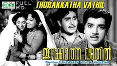 Malayalam Golden Movie | THURAKKATHA VATHIL | FT; Premnazir | Madhu | Jayabharathi | Others