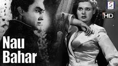 Nau Bahar - B&W Super Hit Movie - Ashok Kumar, Kuldip Kaur - HD