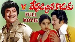 Devudichina Koduku Telugu Full Movie | Krishna | Sridevi | Telugu Hit Movies | V9 Videos