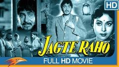 Jagte Raho (1956) Hindi Classical Full Movie Raj Kapoor Nargis Bollywood Old Movies
