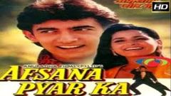 Afsana Pyar Ka - Aamir Khan | Full HD Bollywood Romantic Movie
