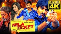 Nela Ticket (4k Ultra HD) Hindi Dubbed Full Movie | Ravi Teja, Malvika Sharma, Jagapathi Babu