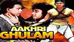 Mithun Chakraborty Full Hindi Action Movie Superhit Bollywood Movie Aakhri Ghulam