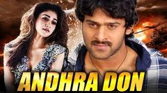 Andhra Don (2019) PRABHAS NEW RELEASED Full Hindi Dubbed Movie | Nayanthara | NEW Hindi Movies