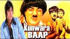 Kunwara Baap | Full Hindi Movie | Comedy | Mehmood Sanjeev Kumar Amitabh bachchan