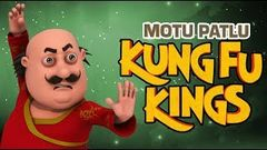 Motu Patlu - Kunf Fu Kings - Full Movie | Wow Kidz Movies