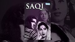 Madhubala SuperHit Movie - Saqi - Public Domain Movies - Best Hindi Movies - Old Hindi Movies