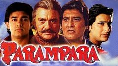 Parampara (1993) Full Hindi Movie | Aamir Khan Raveena Tandon Sunil Dutt Saif Ali Khan