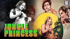 Jungle Princess l Super Hit Hindi Full Movie l Fearless Nadia, John Cawas l 1942