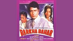 Barkha Bahar | बरखा बहार | Full Hindi Movie | Navin Nischol, Rekha | HD
