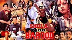 Shola or Barood II Hindi Full Action Dacait Movie II Satnam Kaur, Shakti Kapoor, Kiran Kumar,