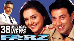 Farz Full Movie - Sunny Deol | Preity Zinta | Bollywood Latest Movies | Bollywood Movies
