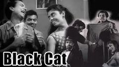 Black Cat (1959) | Superhit Classic Movie | ब्लैक कैट | Balraj Sahni, Minu Mumtaz