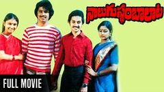 Nalugu Stambalata Telugu Full Length Movie | Naresh, Poornima | Movie TimeCinema
