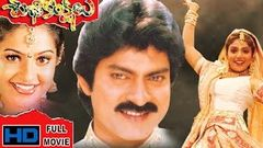 Subhakankshalu | Telugu HD Full Movie 1997 | Jagapati Babu | Raasi | Ravali | ETV Cinema