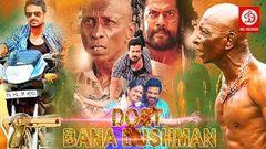DOST BANA DUSHMAN Hindi Dubbed Action Movie | New Release South Movie