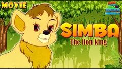 Hindi Cartoon for Kids | Simba The Lion King | Animated Movies | Full Movie | WowKidz Movies